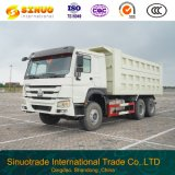 Used HOWO Dump Truck 10 Wheels 6X4 Second Hand Tipper Truck Sinotuck Heavy Duty Truck Middle Lift Best Condition Competitive Price Hot Sale for Africa Market