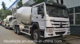 HOWO 10 Cbm Mixer Cement Truck/Corcent Mixer Truck for Sale
