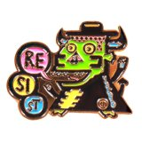 EXW Price High Quality Customized Metal Hard Enamel Safety Pin Lapel Pin