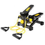 Multi-Functional Mini Treadmills with Pull Rope Lose Weight Pedal Fitness Running Steppers