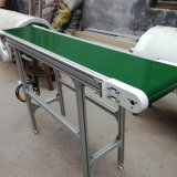Straight Feeder Conveyance Type Automation Industrial Small Belt Conveyor