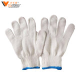 Wholesale Oil Resistant Exploiting Disposable Cotton Knitted Gloves