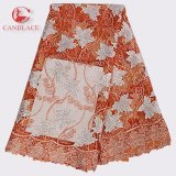 New Design Stone Cheap Embroidery Lace Fabric for Wedding