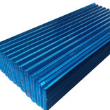Building Material 28gauge Bushan Bwg 34 Prepainted Galvanized Color Corrugated Metal Roof PPGI Color Coated Steel Roofing Sheet DDP Price