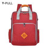 OEM Leather Diaper Bag and Water Resistant Bag Wholesale Handbags