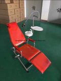 Factory Cheap Hospital Foldable Portable Integral Dental Unit Chair with Camera (SLV-D005)