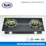 Rd-Gd135 Gas Cooking Style Table Installation Gas Stove Glass Top Cooker