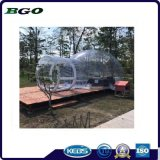Hotel Clear Inflatable Bubble Tent, Outdoor Inflatable Transparent Tent for Camping