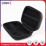 Customized Black Hard EVA Storage Carry Box Leather Tool Pouch