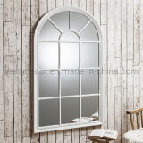 Unique Modern Window Framed Decor Mirror Frame