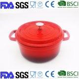 Enamel Cast Iron Cookware Manufacturer BSCI, LFGB, FDA Approved