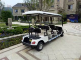 Ce Approval Resort Electric Mini Cart for Golf Course