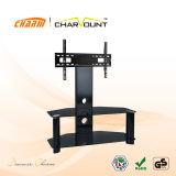 Good Design Glass & Wooden Home Made TV Stand Has Bracket (CT-FTVS-NK101B)