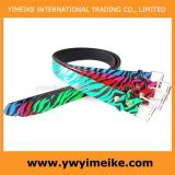Fashion Zebra Print Women Belt (LBD052202)