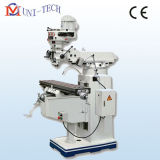 Universal Horizontal and Vertical Turret Milling Machine