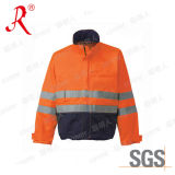 High Quality OEM Safety Jacket/Workwear for Men (QF-567)