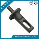 Custom Construction Parts with Casting and Forging
