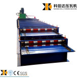 Hebei Xinnuo Two Different Profile 840+900 Double Metal Sheet Forming Machine