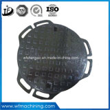 OEM Cast Ductile/Grey Iron Manhole Covers/Sewer Lid/Gully Grate (En124/D400)