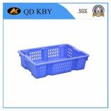 61# Reversible Piled Plastic Turnover Basket for