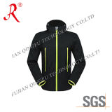 New Design Waterproof Soft Shell Jacket (QF-451)