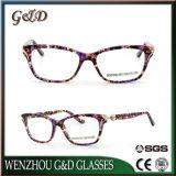 Latest Design Fashion Acetate Glasses Frame Eyewear Eyeglass Optical
