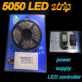 RGB Color 5050 LED Strip Lighting with RF Controller