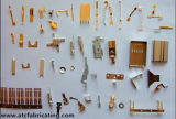 Custom Metal Precision Sheet Hot Metal Stamping Parts for Electronic Products