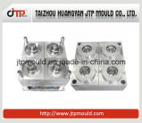4 Cavities of High Gloss Plastic Cap Mould