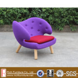 2015 Hot Sale Fabric Finn Juhl Fiberglass Pelican Lounge Chair