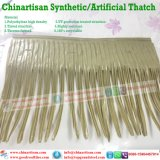 at-000 Synthetic Palm Thatch Tiki Huts Artificial Thatch Panels