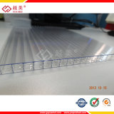 Fire Proof PC Four Wall Hollow Sheet Polycarbonate Solar Panel