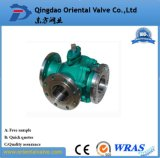UL FM, Manufature Stainless Ball Valve High Quality Water Media Dn 25 Ball Valve Nice Price