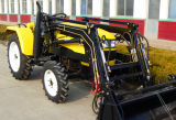 Agricultural 35HP 4WD Tractor with 4 in 1 Front End Loader