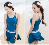 Girl′s One-Piece Swimwear & Beachwear Dress