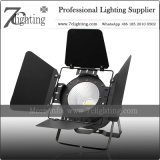100W COB LED Spotlight DMX Lighting Stage with Barndoor