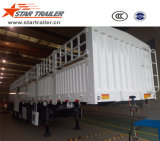 40FT Loss-Cargo Side-Fence Semi-Trailer