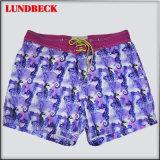 Flower Children's Beach Shorts for Summer Wear