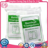 Disposable Medical Triangular Bandage for Hospital Use