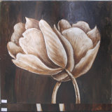 Wood Lily Flower Picture for Everyday Decoration (LH-500880)