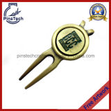 Promotional Metal Golf Divot Tool with Ball Marker