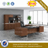 Stainless Steel Furniture Metal Base Executive Office Table (HX-8NE025)