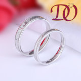 New Europe 100% 925 Sterling Silver Finger Ring Women Wedding Jewelry