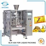 Factory Price Liquid Pouch Paste Jam Oil Packing Filling Machine