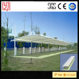 Car Parking Tensile Membrane Structure of PVC PVDF PTFE Fabric Roof