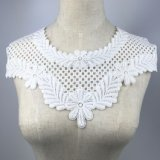New Arrival 100% Polyester Lace Collar for Garment Decoration