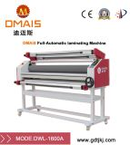 Automatic 1600mm Silicone Roller Cold&Hot Lamination Machine