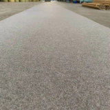 Needle Punched Non Woven Durable Floor Rugs Commercial Exhibition Carpet Price