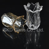 Ultra-Clear Chandelier Decorative Glass Socket Holder C015