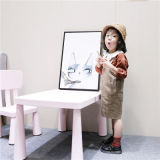 Children′s T-Shirt Coat Baby Long Sleeve Female Lapel Cotton